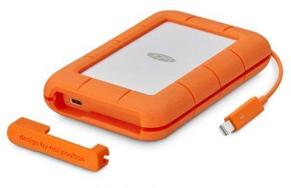 Lacie Rugged Thunderbolt USB -C