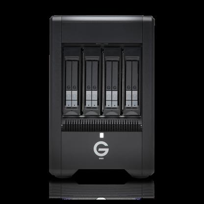 G-Speed Shuttle SSD front